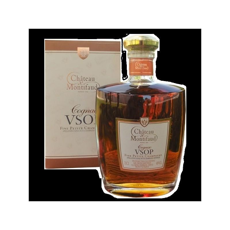 Chateau de Montifaud Petite Champagne VSOP Elliptic 0,7L 40%