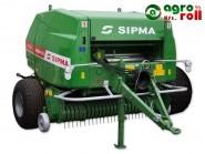 SIPMA PS-1221 Farma Plus hengeres bálázó