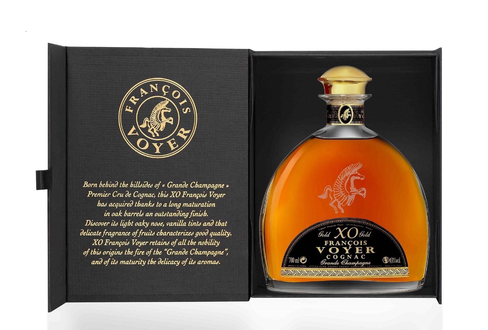 Francois Voyer XO Gold Grande Champagne (0,7L 40%)