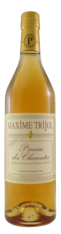 Maxime Trijol Pineau Blanc 0,75L 17%