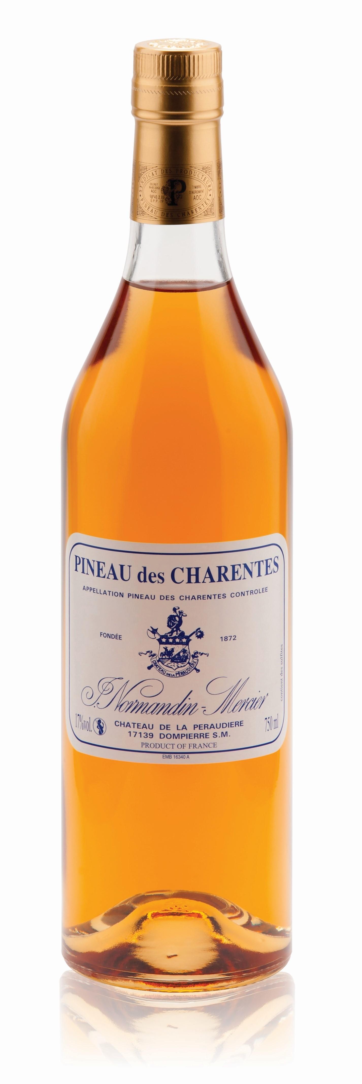 Normandin-Mercier Pineau Blanc 0,75l 17%