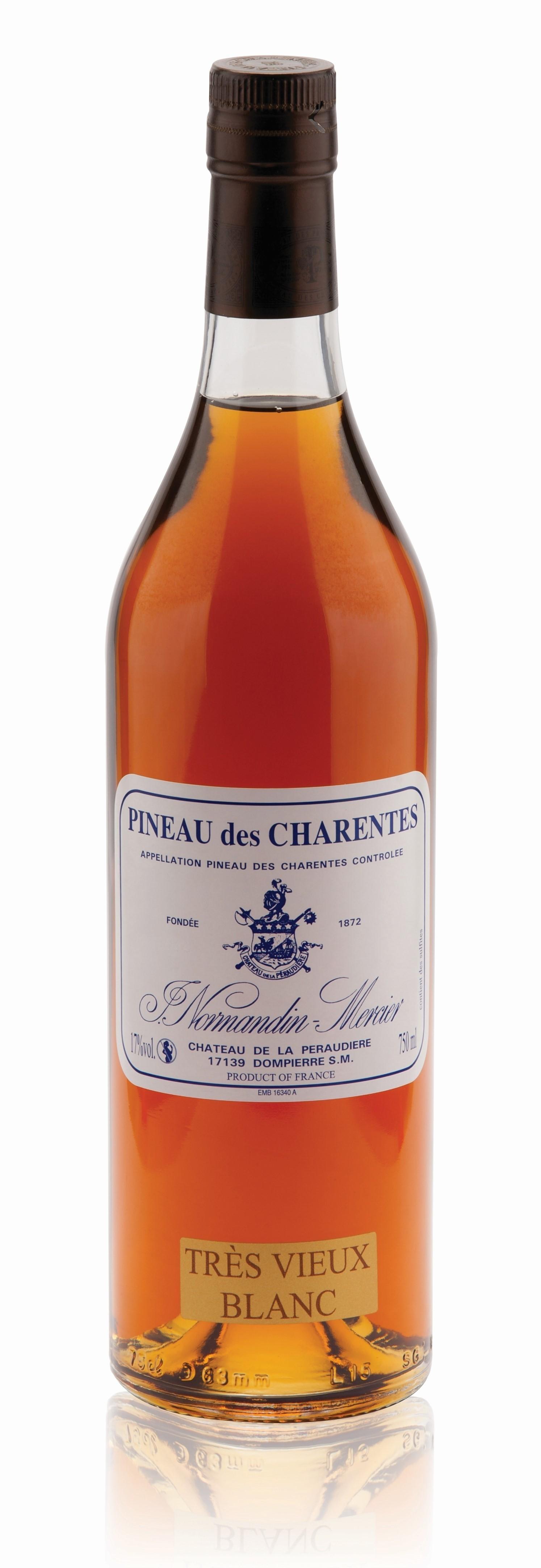 Normandin-Mercier Pineau Blanc Vieux 0,75L 17%