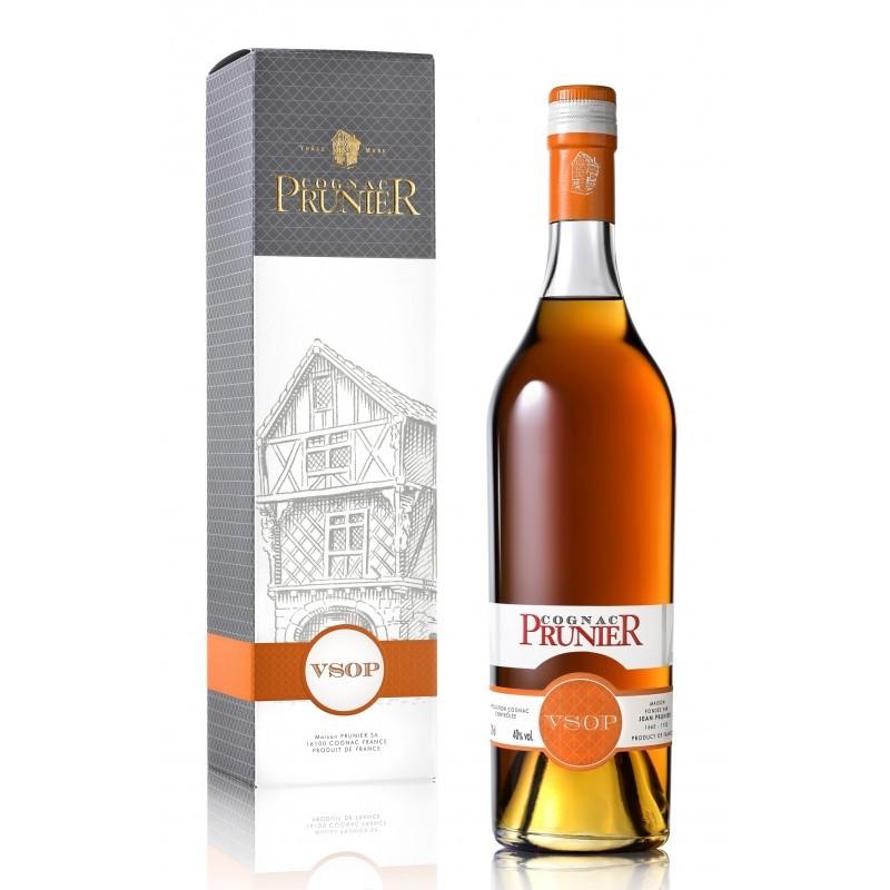 Prunier VSOP Grande Champagne 0,7L 40%