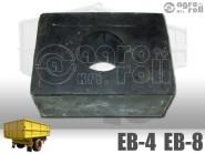 Vonószem gumibak EB-8 átm:65mm T6