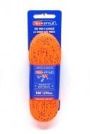 TEX-STYLE Waxolt Fűző Narancs