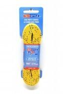 TEX-STYLE Waxolt Fűző Sárga