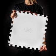 HOCKEYSHOT Revolution Regular Szintetikus Jég Lap (45.7 x 45.7cm) - 10 db