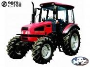 MTZ-1523.3 Traktor (151 LE, turbós, 6 hengeres, mech.váltó, egyenes híd, MB) BELARUS
