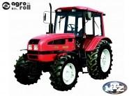 MTZ-1025.3 Traktor (105 LE, turbós, szinkron váltó, egyenes első híd, MB) BELARUS