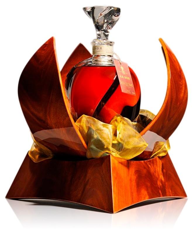 A.E. Dor Cognac Sign Of Time (1L 42,5%)