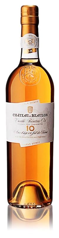 Chateau de Beaulon Pineau Or 1982 0,75L 18%