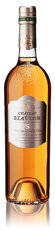 Chateau de Beaulon Pineau White 5 Years Old 0,75L 18%