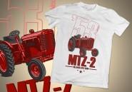 Belarus MTZ-2 Since 53 póló (L)