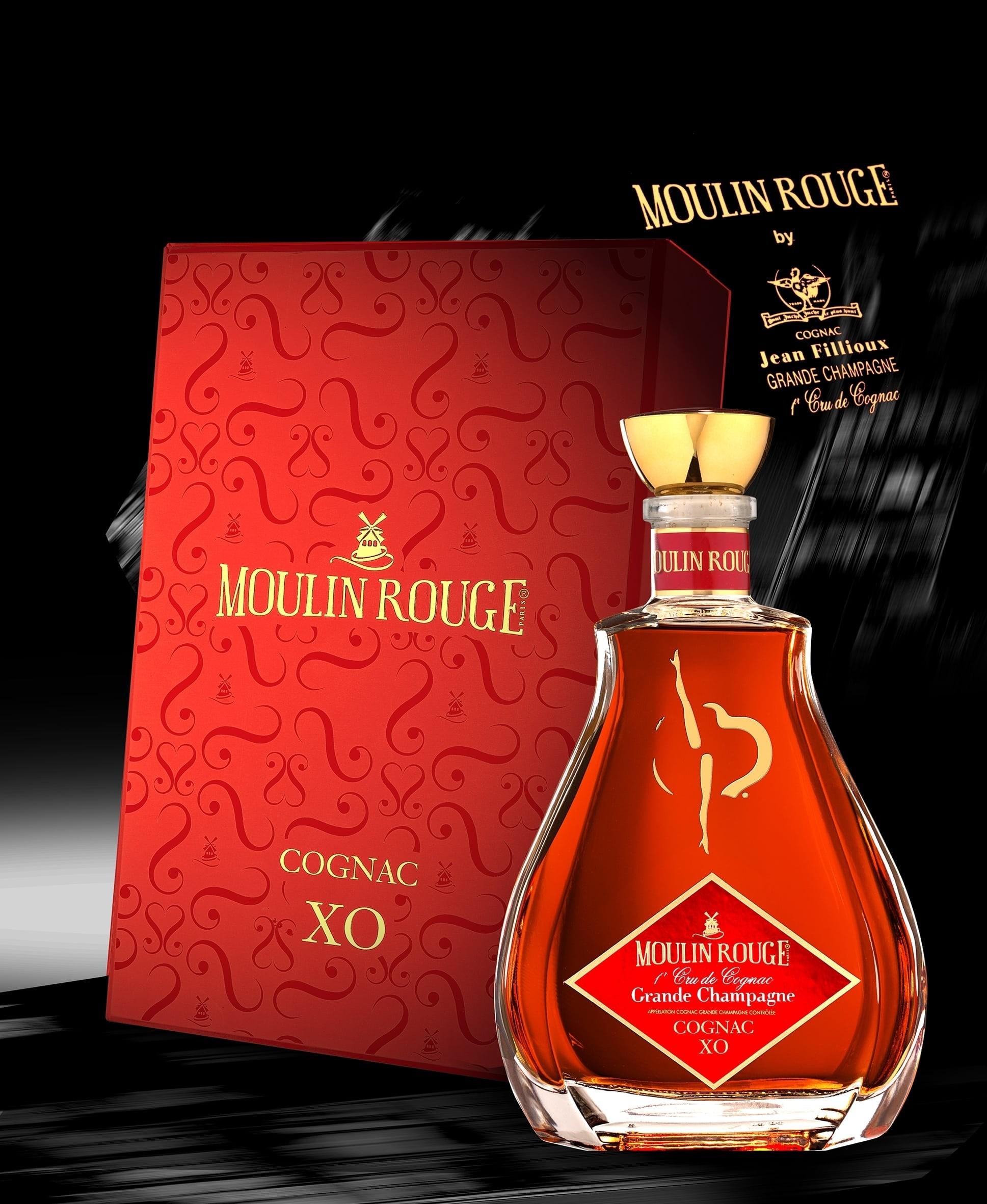 Jean Fillioux  Moulin Rouge 0,7L 40%