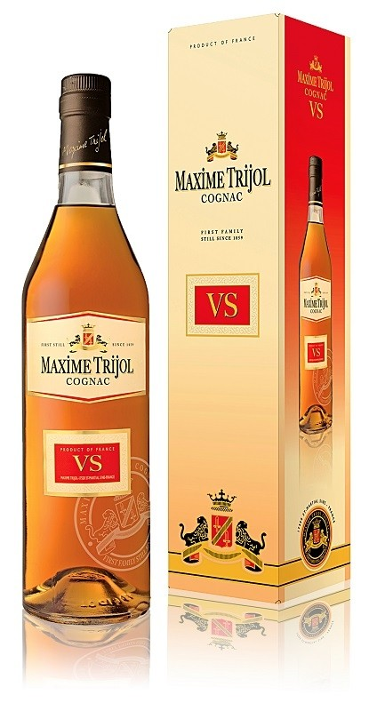 Maxime Trijol VS Grand Classic 0,7L 40%