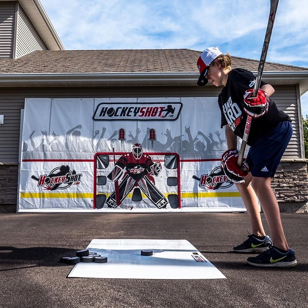HockeyShot  PRO Extreme Lőpad 76cm X 152cm