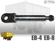 Vonószem menetes EB-4