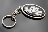 MTZ embléma kulcstartó (2 oldalas)