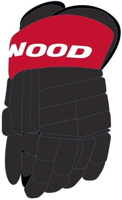 SHER-WOOD BPM030 Jr. Kesztyű