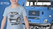 T.W. IFA W50 KID Gyerek Póló