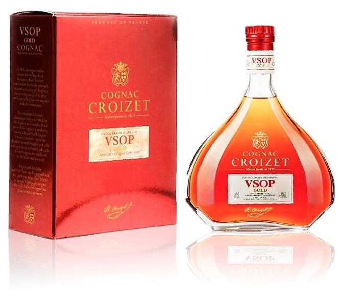 Croizet VSOP Grande Champagne Carafe 0,7L 40%