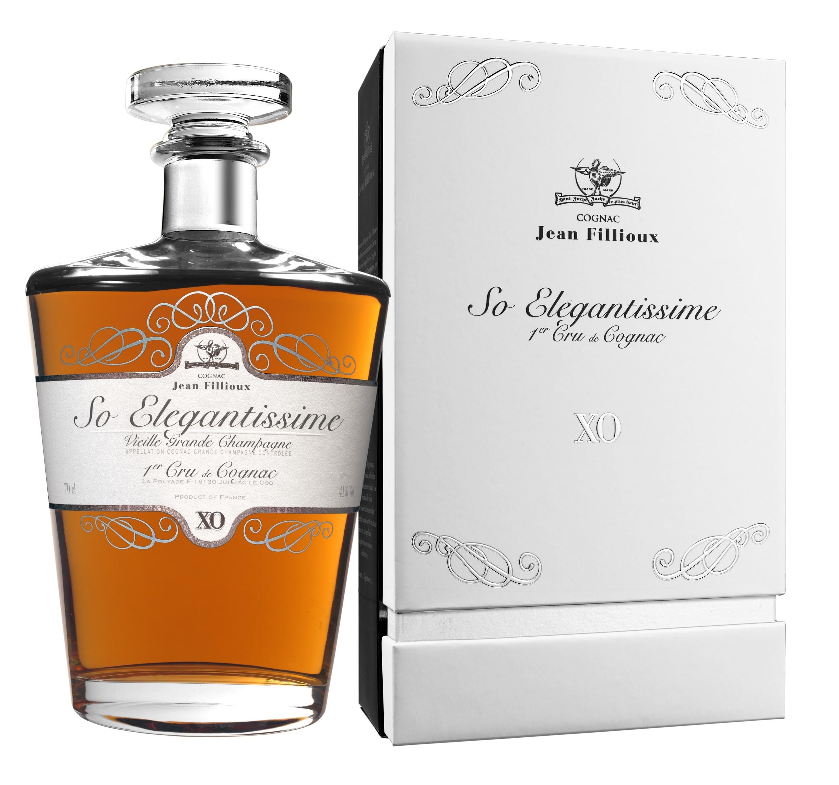 Jean Fillioux  So Elegantissime 0,7L 41%