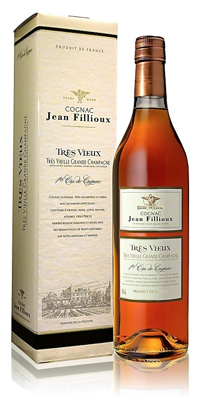 Jean Fillioux Tres Vieux 0,7L 40%
