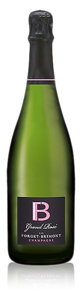 Forget Brimont Premier Cru Grand Rosé 0,75L 12%