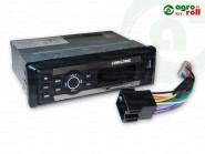 Autósrádió FM-tuner,SD,USB,MMC,AUX, Bluetotth lejátszó MP3 CARGUARD
