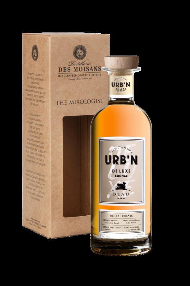 Deau Urb'n De Luxe 0,7L 40% - konyak