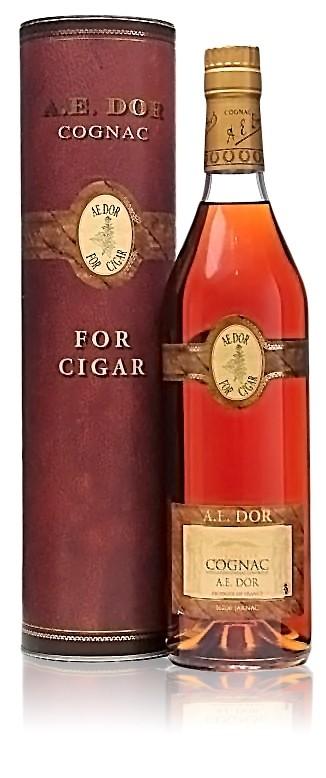 A.E. Dor For Cigar gift box 0,7L 42%