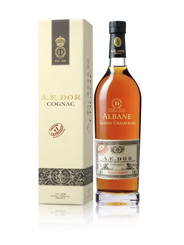 A.E. Dor Albane Grande Champagne 0,7L 40%