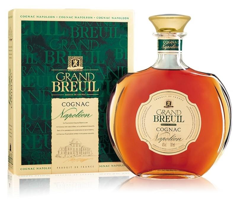 Grand Breuil Napoléon 0,7L 40%