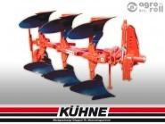 KVE-3-40K tip. 3 vasú váltvaforgató eke (kombinált kerékkel, csoroszlya nélkül)