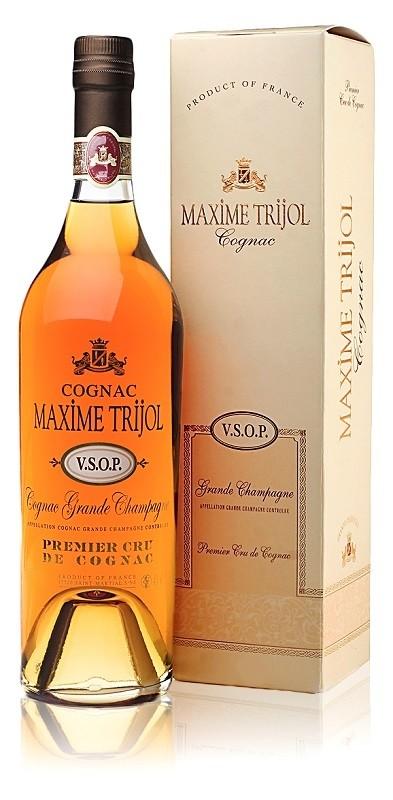 Maxime Trijol VSOP Grande Champagne 0,7L 40%
