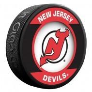 SHER-WOOD Dísz Korong New Jersey Devils