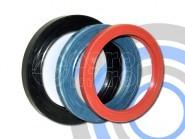 40x72x7 Könnyü müsz.gumiáru kék