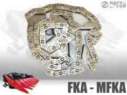 Kanalas lánc MFKA 69+1+1 tagú REITER/CODEX