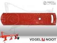 Kormánylemez toldat Vogel-Noot jobb-bal