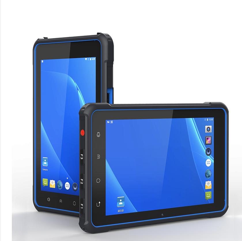 Shenzhen NB801 NFC+2D ipari tablet készülék