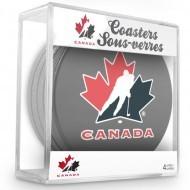 SHER-WOOD Team Canada Poháralátét - 4db